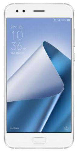 Telefon Asus ZenFone 4 ZE554KL, Procesor Octa-Core 2.2GHz, IPS FHD curved glass screen 5.5inch, 4GB RAM, 64GB Flash, Dual 12+8MP, Wi-Fi, 4G, Dual Sim, Android (Moonlight White)