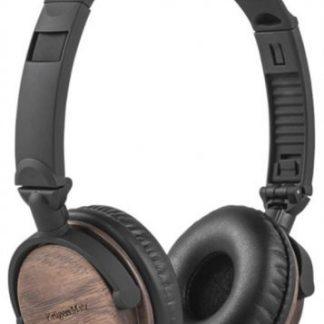 Casti Stereo Kruger&Matz KM0820, Microfon (Negru/Maro)