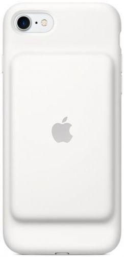 Protectie spate cu baterie Apple MN012ZM/A Smart Battery pentru iPhone 7/8 (Alb)
