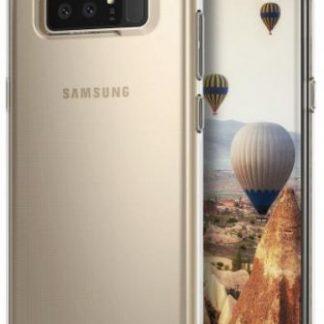 Protectie spate Ringke Air Clear pentru Samsung Galaxy Note 8 (Transparent)