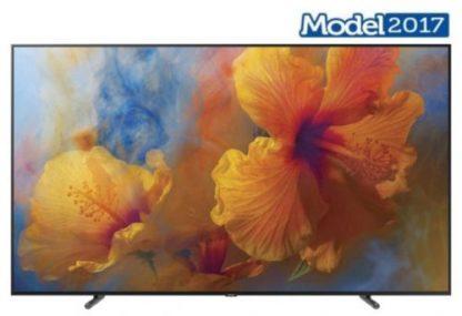 Televizor QLED Samsung 222 cm (88inch) QE88Q9FAM, Ultra HD 4K, Smart TV, HDR, Dolby Digital Plus, DTS, Blutooth, 4.2 Canale, 60 W RMS, WiFi, CI+