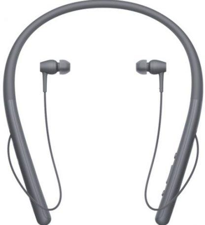 Casti Stereo Sony WIH-700B, Bluetooth, NFC (Negru)