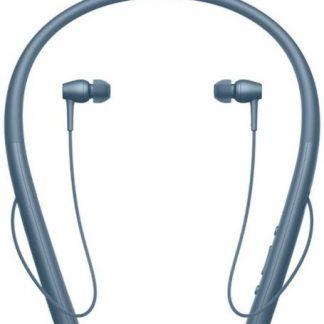 Casti Stereo Sony WIH-700L, Bluetooth, NFC (Albastru)