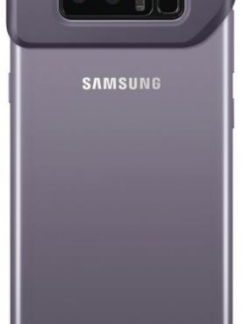 Protectie Spate Samsung 2Piece Cover EF-MN950CVEGWW pentru Samsung Galaxy Note 8 (Orchid Gray)