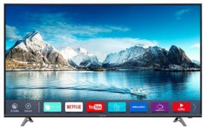 Televizor LED Kruger&Matz 65inch (165 cm) KM0265UHD-S, Ultra HD 4K, Smart TV, WiFi, CI+
