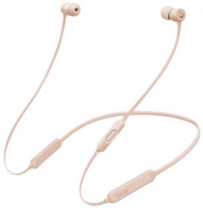 Casti Wireless Beats X (Auriu)