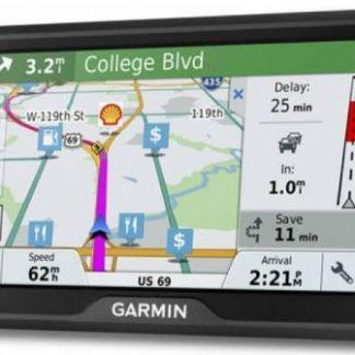 Sistem de navigatie Garmin Drive 61 LMT-S EU, Ecran WVGA TFT 6.0inch, Harta Full Europa, Actualizari pe Viata a Hartilor