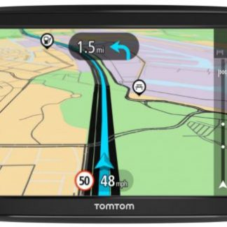 Sistem de navigatie TomTom Start 62, Ecran 6inch, 8 GB, Harta Full Europe + Update gratuit al hartilor pe viata