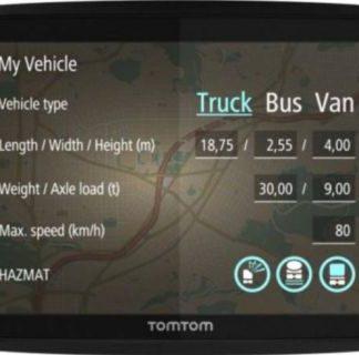 Sistem de navigatie TomTom Go Professional 620, Ecran 6inch