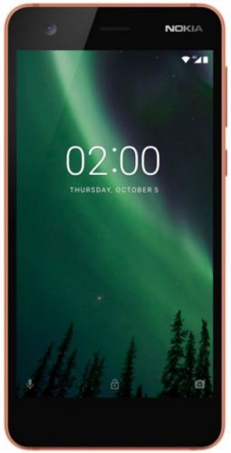 Telefon Mobil Nokia 2, Procesor Quad Core 1.3 GHz, LTPS LCD, 5.0inch, 1GB RAM, 8GB Flash, 8MP, Wi-Fi, 4G, Dual Sim, Android (Aramiu)