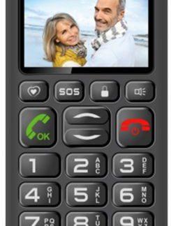 Telefon Mobil MaxCom Comfort MM428, 1.8inch, Dual Sim, 2G (Negru)