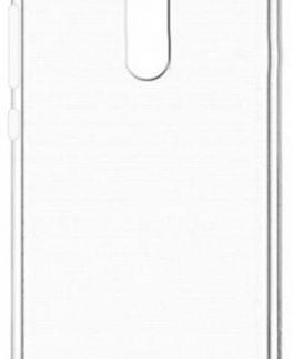 Protectie Spate Zmeurino pentru Xiaomi Redmi Note 4X, Plastic (Transparent)