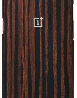 Protectie Spate OnePlus pentru OnePlus 5 (Wood Maro)