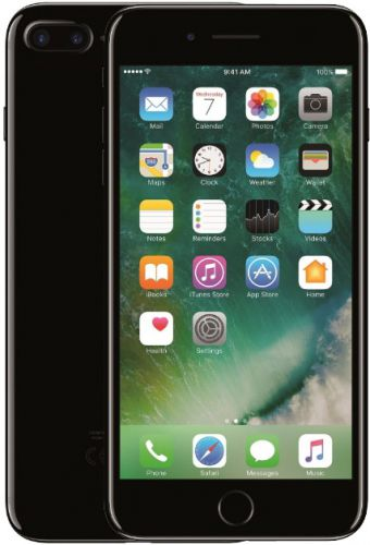 Telefon Mobil Apple iPhone 7 Plus, Procesor Quad-Core 2.23GHz, LED-backlit IPS LCD Capacitive touchscreen 5.5inch, 3GB RAM, 32GB Flash, Dual 12MP, Wi-Fi, 4G, iOS (Jet Black)