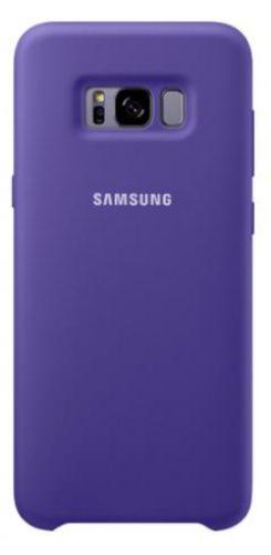Protectie spate Samsung EF-PG955TVEGWW pentru Samsung Galaxy S8 Plus (Violet)
