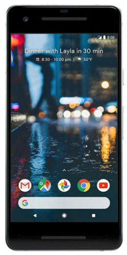 Telefon Mobil Google Pixel 2, Procesor Snapdragon 835, Octa-Core 2.45GHz / 1.9GHz, Amoled Capacitive touchscreen 5inch, 4GB RAM, 128GB Flash, 12.3MP, Wi-Fi, 4G, Android (Negru)