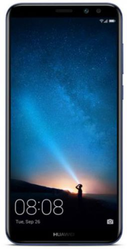 Telefon Mobil Huawei Mate 10 Lite, Procesor Octa Core 1.7GHz / 2.36GHz, IPS LCD Multitouch 5.9inch, 4GB RAM, 64GB Flash, Camera Duala 16 MP + 2 MP, 4G, WI-FI, Dual Sim, Android (Albastru)