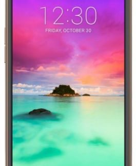 Telefon Mobil LG K10 2017, Procesor Octa-Core 1.5GHz, IPS LCD Capacitive touchscreen 5.3inch, 2GB RAM, 16GB Flash, 13MP, Wi-Fi, 4G, Single Sim, Android (Auriu)