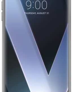 Telefon Mobil LG V30 Plus, Procesor Octa-Core 2.45GHz / 1.9GHz, P-OLED capacitive touchscreen 6inch, 4GB RAM, 128GB Flash, Camera Duala 16MP+13MP, 4G, Wi-Fi, Dual Sim, Android (Argintiu)