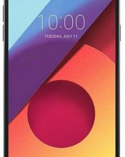 Telefon Mobil LG Q6, Procesor Octa-Core 1.4GHz, IPS LCD Capacitive touchscreen 5.5inch, 3GB RAM, 32GB Flash, 13 MP, 4G, WI-FI, Android (Negru)