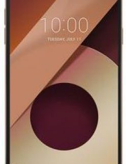 Telefon Mobil LG Q6, Procesor Octa-Core 1.4GHz, IPS LCD Capacitive touchscreen 5.5inch, 3GB RAM, 32GB Flash, 13 MP, 4G, WI-FI, Dual Sim, Android (Auriu)