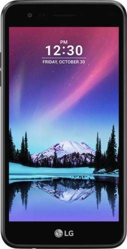 Telefon Mobil LG K4 M160 2017, Procesor Quad-Core 1.1GHz, IPS LCD Capacitive touchscreen 5inch, 1GB RAM, 8GB Flash, 5MP, 4G, Wi-Fi, Android (Negru)