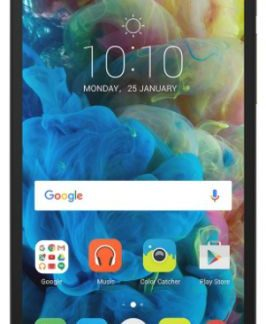 Telefon Mobil Alcatel Pop 4, Procesor Quad-Core 1.1GHz, IPS LCD Capacitive touchscreen 5inch, 1GB RAM, 8GB Flash, 8MP, Wi-Fi, 4G, Dual Sim, Android (Auriu)