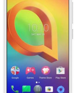 Telefon Mobil Alcatel A3, Procesor Quad-Core 1.25GHz, IPS LCD capacitive touchscreen 5.0inch, 1.5GB RAM, 16GB Flash, 13MP, Wi-Fi, 4G, Dual Sim, Android (Alb)