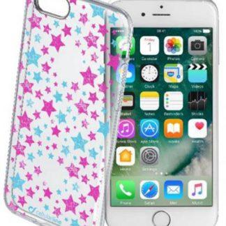 Protectie spate Cellularline STYCSTARIPH747 pentru iPhone 7, iPhone 8 (Multicolor)