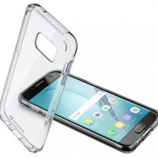 Protectie spate Cellularline CLEARDUOGALA517T pentru Samsung Galaxy A5 (2017) (Transparent)