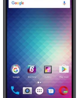 Telefon Mobil Blu Grand M, Procesor Quad-Core 1.3GHz, Capacitive Touchscreen 5inch, 512MB RAM, 8GB Flash, 5MP, Wi-Fi, Dual Sim, Android (Gri)