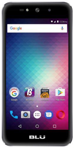 Telefon Mobil Blu Grand Max, Procesor Quad-Core 1.3GHz, IPS LCD Capacitive Touchscreen 5inch, 1GB RAM, 8GB Flash, 8MP, Wi-Fi, Dual Sim, Android (Gri)