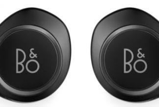 Casti Wireless Bang & Olufsen E8, Stereo, Microfon, Bluetooth (Negru)