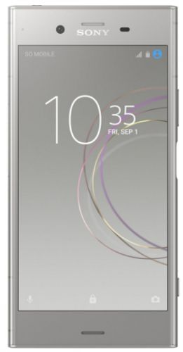 Telefon Mobil Sony Xperia XZ1 Compact, Procesor Octa-Core 2.45/1.9GHz, IPS LCD Capacitive touchscreen 4.6inch, 4GB RAM, 32GB Flash, 19MP, Wi-Fi, 4G, Single Sim, Android (Argintiu)