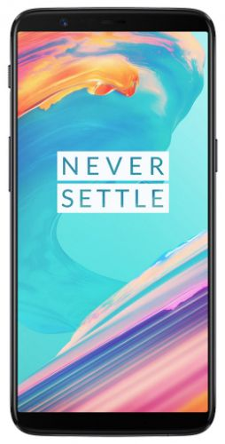 Telefon Mobil OnePlus 5T A5010, Procesor Octa-Core 2.45GHz / 1.9GHz, Optic AMOLED Touchscreen Capacitiv 6.01inch, 8GB RAM, 128GB Flash, Camera Duala 20 + 16 MP, Wi-Fi, 4G, Dual-Sim, Android (Negru)
