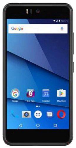 Telefon Mobil Blu R2, Procesor Quad-Core 1.3GHz, IPS LCD Capacitive Touchscreen 5.2inch, 1GB RAM, 8GB Flash, 8MP, Wi-Fi, Dual Sim, 3G, Android (Negru)