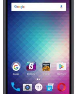 Telefon Mobil Blu Grand Energy, Procesor Quad-Core 1.3GHz, IPS LCD Capacitive Touchscreen 5inch, 1GB RAM, 8GB Flash, 5MP, Wi-Fi, 3G, Dual Sim, Android (Gri)