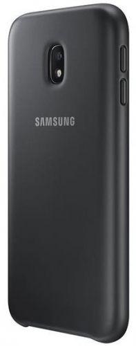 Protectie Spate Samsung EF-PJ330CBEGWW pentru Samsung Galaxy J3 2017 (Negru)