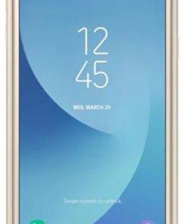 Protectie Spate Samsung EF-PJ330CFEGWW pentru Samsung Galaxy J3 2017 (Auriu)
