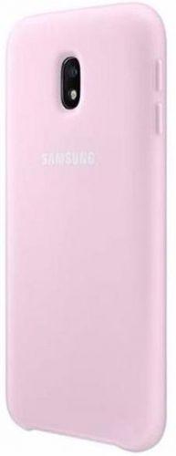 Protectie Spate Samsung EF-PJ330CPEGWW pentru Samsung Galaxy J3 2017 (Roz)