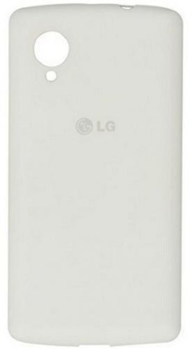 Protectie Spate LG CCH-250 pentru LG Nexus 5 (Alb)