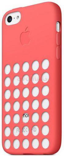 Carcasa Apple Case pentru iPhone 5c (Roz)