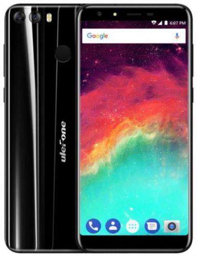 Telefon mobil Ulefone Mix 2, Procesor Quad-Core 1.3GHz, IPS 5.7inch, 2GB RAM, 16GB Flash, Dual Camera 13+5 MP, Wi-Fi, 4G, Dual Sim, Android (Negru)