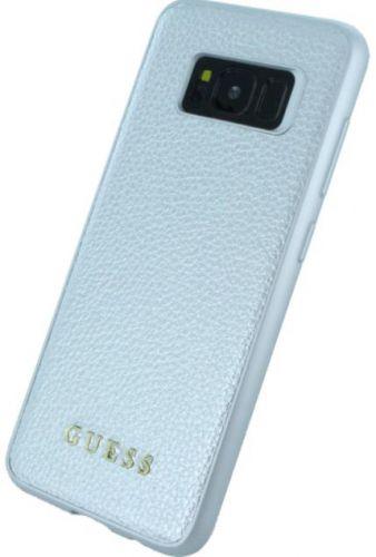 Protectie Spate GUESS GUHCS8IGLSI pentru SAMSUNG Galaxy S8 (Argintiu)