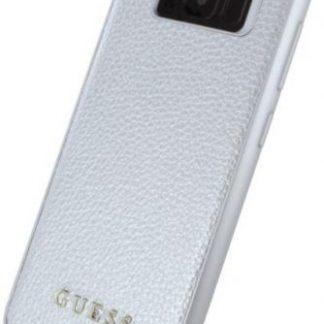 Protectie Spate GUESS GUHCS8LIGLSI pentru SAMSUNG Galaxy S8 Plus (Argintiu)