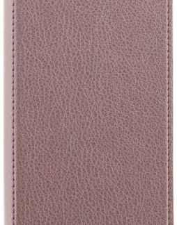 Husa Book Cover GUESS GUFLBKS8LIGLTRG pentru SAMSUNG Galaxy S8 Plus (Roz)
