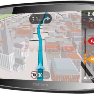 Sistem de navigatie TomTom GO 610 World, Ecran Tactil 6inch, 8GB Flash, Actualizari pe viata a hartilor, Sim, Harta Full Europa