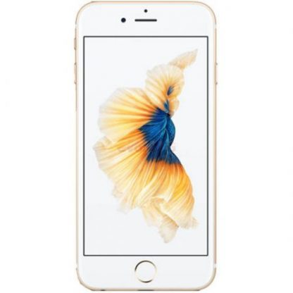 Telefon Mobil Apple iPhone 6S, Procesor Apple A9, IPS LED-backlit Multi‑Touch 4.7inch, 2GB RAM, 16GB flash, 12MP, Wi-Fi, 4G, iOS 9 (Auriu)