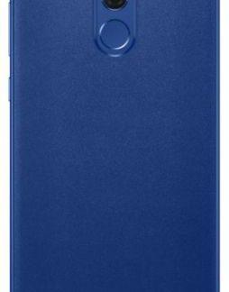 Protectie Spate Huawei 51992219 pentru Huawei Mate 10 Lite (Albastru)