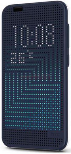 Husa Dot View Ice HC M27 pentru HTC One A9 (Gri)